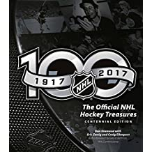 The Official NHL Hockey Treasures: Centennial Edition