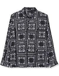 diversamente c4eaf 37482 Amazon.it: Camicia viscosa - Uomo: Abbigliamento