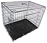 Best Pet Heavy Duty Crates - RayGar® XXL L121 X W76 X H82cm Dog Review