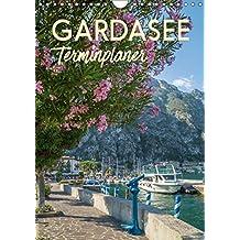 GARDASEE Terminplaner (Wandkalender 2019 DIN A4 hoch): Reizvolle Ansichten rund um den Lago di Garda (Planer, 14 Seiten ) (CALVENDO Orte)