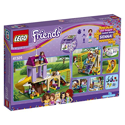 LEGO Friends 41325 Aire de Jeu Heartlake City