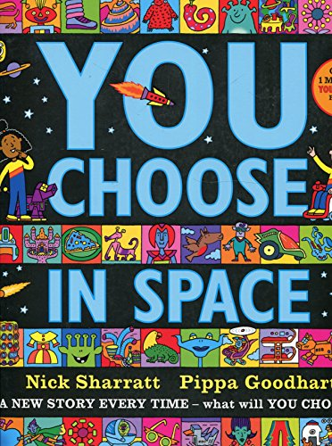 You Choose In Space por Goodhart Pippa