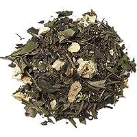Aromas de Té - Té Verde y Blanco Efecto Digestivo Sabor Sorbete de Limón/Té Efecto Diurético Blanco y Verde Sabor.
