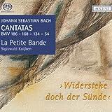 Johann Sebastian Bach : Cantates (Intégr