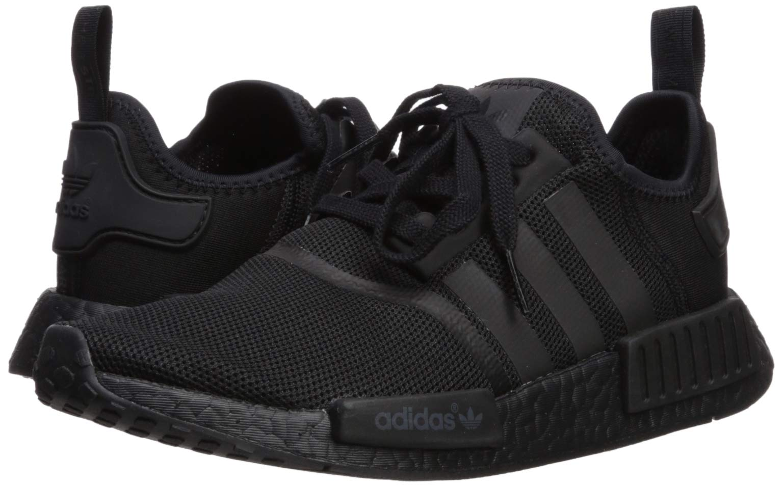 61ZwT%2By6oOL - adidas Men's NMD_r1 Trainers Black Size: 4.5 UK
