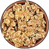 ENGLISH NUTS-THE DRY FRUITS HOUSE Walnut Quarter Kashmiri AKHROT Giri 1 KG VACCUM (Pack of 4 X 250 Grams) sliced Without Shel