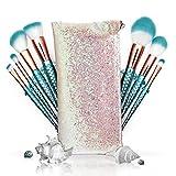 Love Diams Lucky Lot Cadeau Turquoise/Mauve/Rose 3D Fish Set de 7Pinceaux de...
