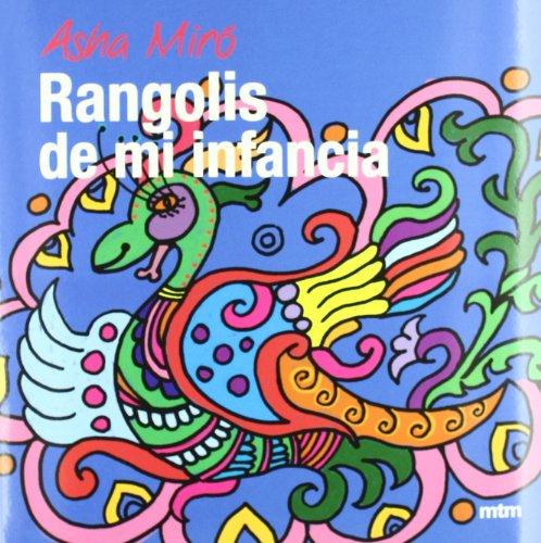 Rangolis de mi infancia (Mandalas (mtm))