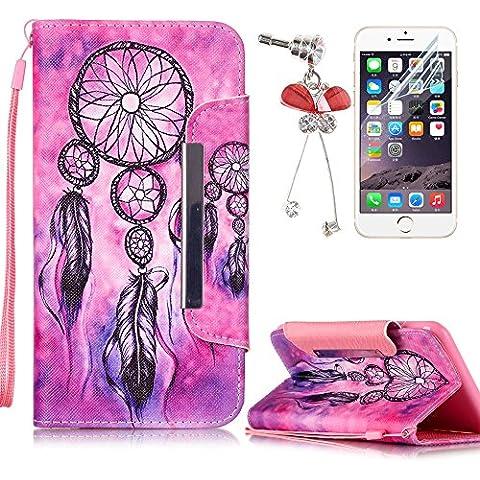 Cover iphone 6s, Custodia iphone 6, Sunroyal® Caso di stampa