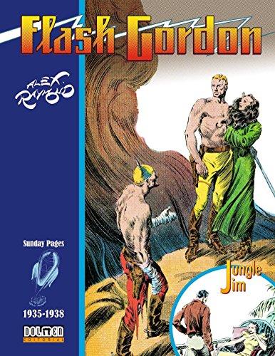 Flash gordon/jÍm de la jungla 1935-1938 editado por Dolmen editorial