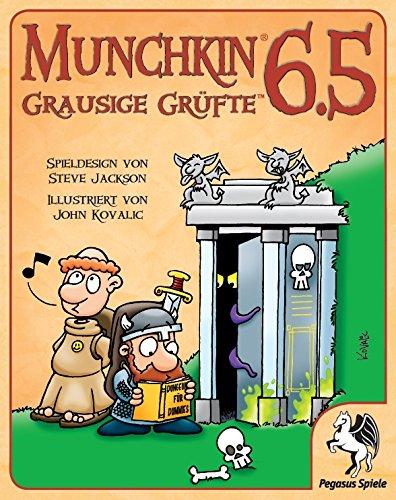 pegasus-spiele-17219g-munchkin-65-grausige-grufte-kartenspiel