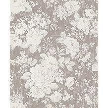 61Zx6qo EoL. AC US218  - Vintage Tapete Blumen