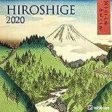 Art Calendar - Hiroshige 2020 Square Wall Calendar