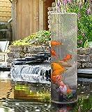 Ubbink FishTower 100 Fischsäule Fischturm Acryl H 100cm + Sockel