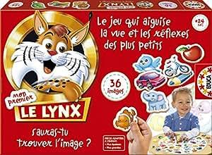 educa 15492 jeu de r flexion mon premier lynx 36 images jeux et jouets. Black Bedroom Furniture Sets. Home Design Ideas