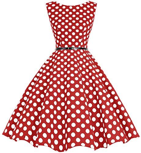 bbonlinedress-50s-retro-schwingen-vintage-rockabilly-kleid-faltenrock-red-white-big-dot-m