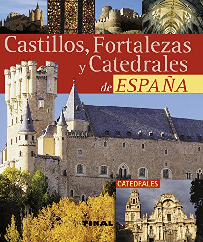 Castillos, fortalezas y catedrales / Castles, fortresses and cathedrals por Varios artistas