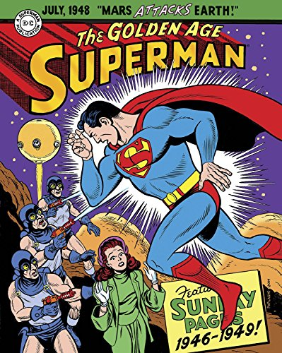 Superman: The Golden Age Sundays 1946-1949 (Superman Sundays)
