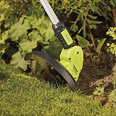 Garden Gear Cordless Trimmer with Adjustable Head & Lithium-ion Battery Pack (20v Hedge Trimmer)