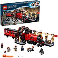LEGO 75955 Harry Potter Hogwarts Express Set, Wizarding World, Magical Train Journey, Creative Building Toy