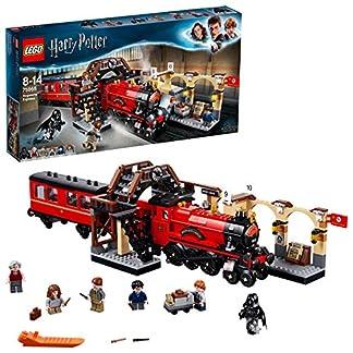 LEGO Harry Potter – Hogwarts Express, Tren de Juguete y Andén 9 y 3/4 (75955)