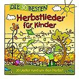 Die 30 besten Herbstlieder für Kinder