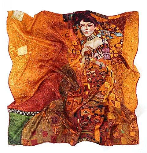 Adele Bloch Bauer Kostüm - prettystern P817-90cm X 90cm Jugendstil Bekannte