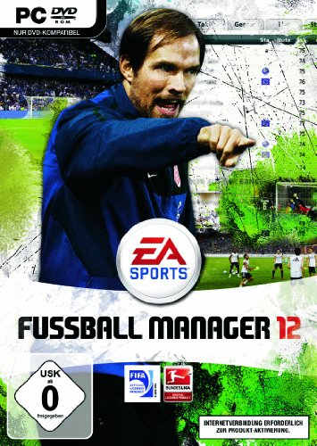 Electronic Arts Fussball Manager 12