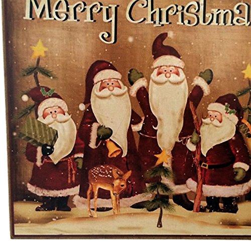 nn Ornament Dekoration Anhänger für wedding-wooden Dekoration (Weihnachten Dekorationen Verkauf)