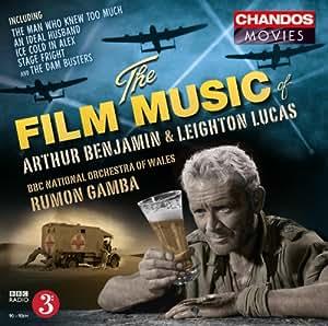 Benjamin/ Lucas: Film Music (Chandos: CHAN 10713)