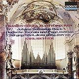 Bach: Toccata & Fuge Karl Richter Marien Organ