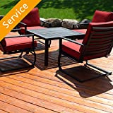 Patio Furniture Set Assembly