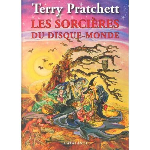 Recueil des Annales du Disque-Monde, tome 1 : Les Sorcières du disque-monde