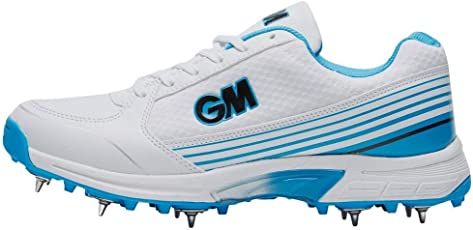 GM Maestro Multi Function Leather Cricket Shoes Size 9