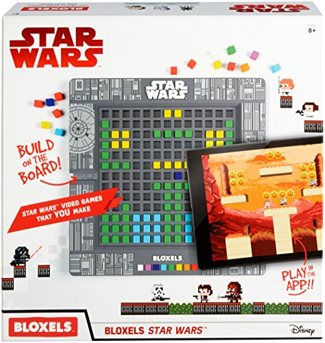 Star Wars Bloxels Build Your Own Video Game