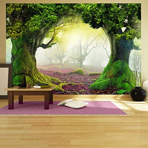 murando - Fototapete 300x210 cm - Vlies Tapete - Moderne Wanddeko - Design Tapete - Wandtapete - Wand Dekoration - Abstrakt 10110903-30