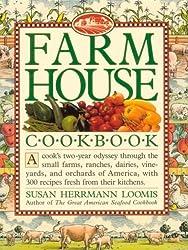 Farmhouse Cookbook by Susan Herrmann Loomis (1991-01-10)