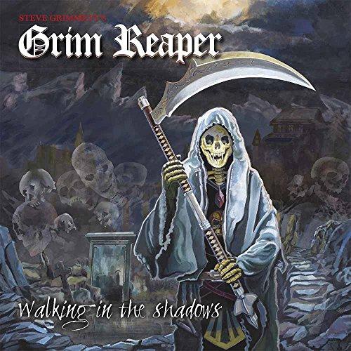 Grim Reaper: Walking in the Shadows (Audio CD)