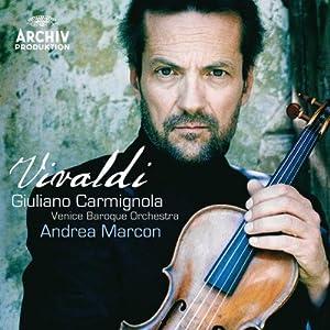 """Afficher """"Concerto pour violon, cordes et continuo, RV 331, sol mineur"""""""