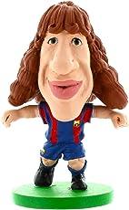 Soccerstarz Barca Toon Carles Puyol Home Kit Figure
