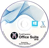 Picture Of Office Suite 2018 Microsoft Office 365 2016 2013 2010 2007 Home Student Professional & Business Compatible Software Powered by Apache OpenOfficeTM for PC Windows 10 8.1 8 7 Vista XP & Mac OS X