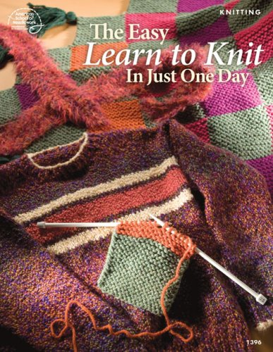 Easy Learn Knit Just One