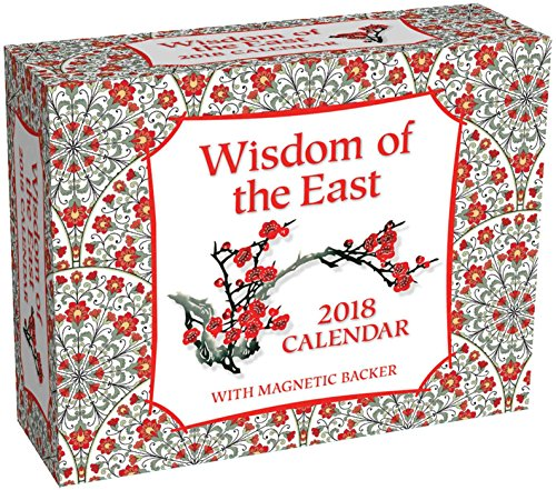 Wisdom of the East 2018 Mini Day-to-Day Calendar thumbnail