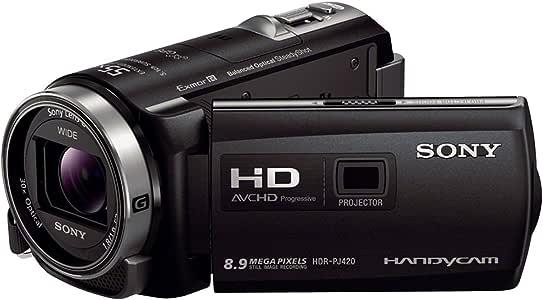 Sony HDR-PJ420VE.CEN Caméscope numérique 2,3 Mpix 30x USB/HDMI Noir