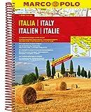 MARCO POLO Reiseatlas Italien 1:300.000 (MARCO POLO Reiseatlanten)