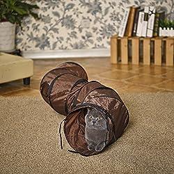 ZX gato túnel Kitten Tube gato juguete 25 * 120 cm