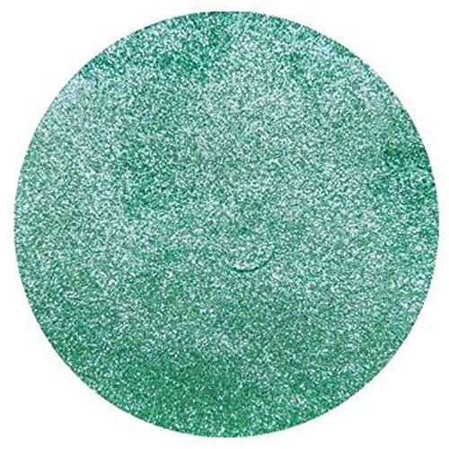 Poudre Paillettes Ongles - Vert clair