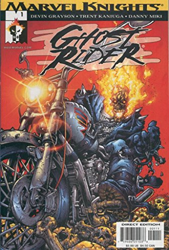 GHOST RIDER, Vol.3 No.01: One Bad Day