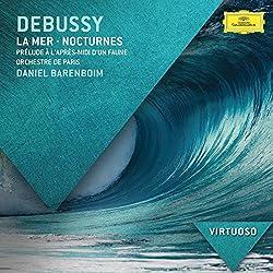 Debussy: Nocturnes; Prélude; La Mer (Virtuoso Series)