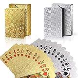 joyoldelf 2 Barajas de Juego de Cartas Cartas Poker Trucos de Magia...